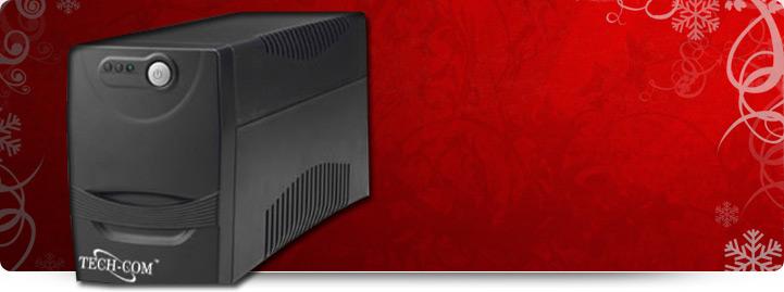 Can-West Ghana SSD UPS 650 Vesta