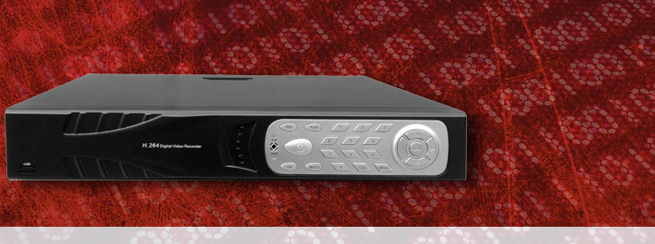 Can-West Ghana DVR TC-ADVR-5024 -D1