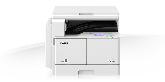 Can-West Ghana Canon IR 2204