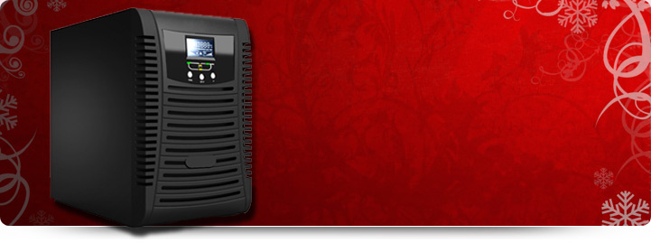 Can-West Ghana Online UPS with Battery